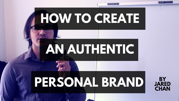 How to create an authentic personal brand